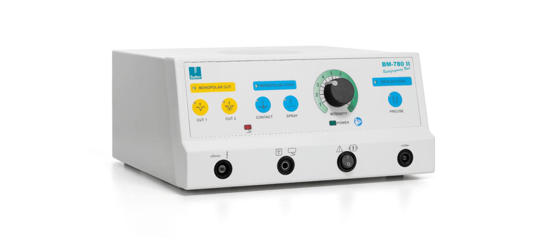 BM-780 II mit Adapter notext