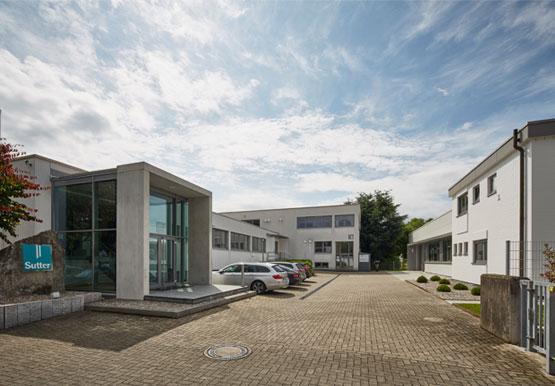 Sutter-Gebäude 2016